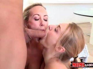 maldito, más caliente sexo oral, succión