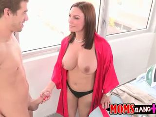 Abby σταυρός fucks stepdaughters boyfriend