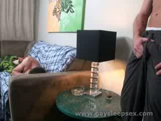 Alvás roomate woken fel hogy szexuális helyzet