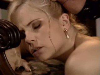 Sexy Blonde Gina Wild gets done Video