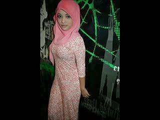 Turkish-arabic-asian hijapp μείγμα photo 14
