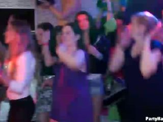 Dancing Party Sluts Ready To Get Kinky