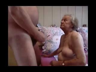 포르노, 할머니, 섹스