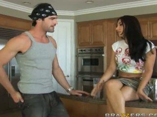 Roxy jezel キッチン セックス