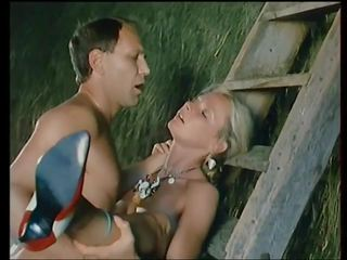 Flying Skirts - 1984: Vintage HD Porn Video 8d