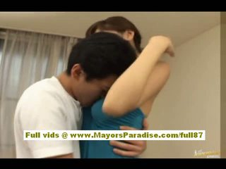 Riko Tachibana Asian Likes Being Fucked In All Positions