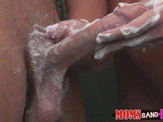 امرأة سمراء, سخيف, الجنس عن طريق الفم