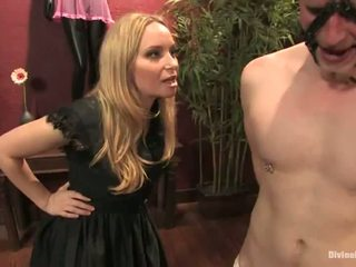 Humiliation And By Aiden Starr In Dame Domination Vid