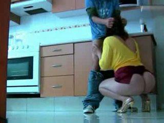 Šantāža karstās māte video