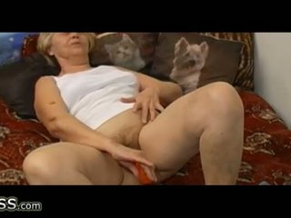 oud, oma, masturbatie