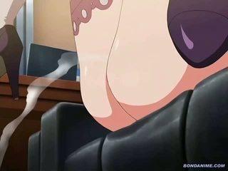 kunst, spotprent, hentai