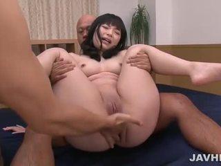 Hina maeda in japans trio
