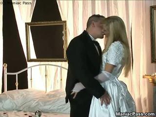 Bride Fucks Best Man in a Hotel, Free Porn 2d