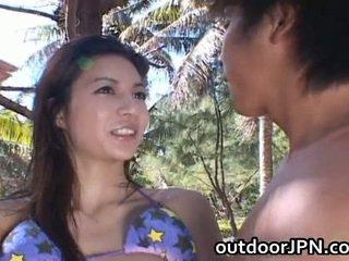 Ann nanba asiatisch puppe appreciates extremelly