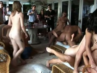 group sex, orgy, sex party