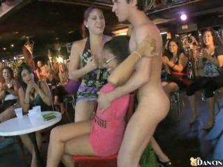 Jauns male stripper