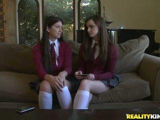 si učenk si, šolsko uniformo najbolj, fun naked učenk