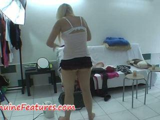 étudiant, strip-tease, danse