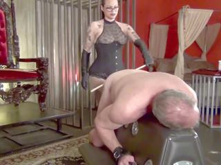 A Slave to My Ruthless Caning, Free My Slave HD Porn c4
