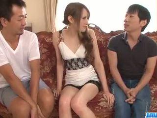 Excellent 3 adam alng superb mai shirosaki