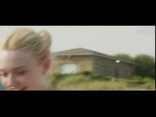 Dakota Fanning And Elizabeth Olsen Skinny Dipping