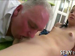 Hardcore drilling desde profesora