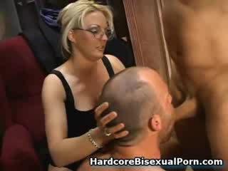 বিশাল, tits, পুরু