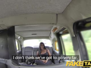 Fake taxi แปลก dancer does เบาะนั่งข้างหลัง pleasures: เอชดี โป๊ 7b