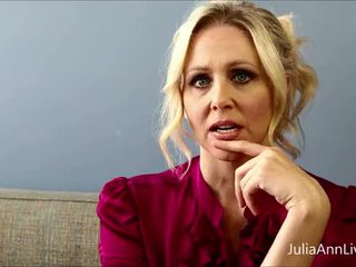 Bad Teacher Milf Julia Ann Shows You How To Get Extra Credit!