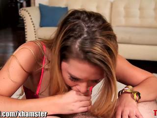 Abby cruzar throated