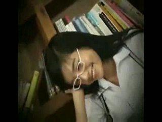 Aziatisch valerie lee flaunts haar lichaam video-