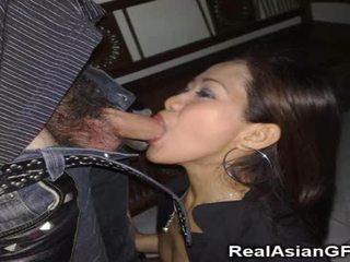 Young Asian Gfs Sucking Dicks!