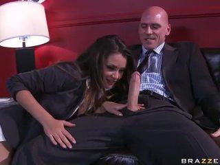סקס הארדקור טרי, זין גדול יותר, כל מציצה איכות
