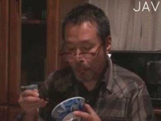 japonec, lízat, prstoklad