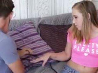 Charli Slurping On Her Boyfriends Dick