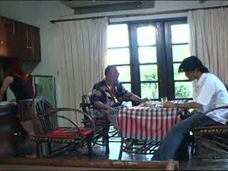 Starý thajská souložit.