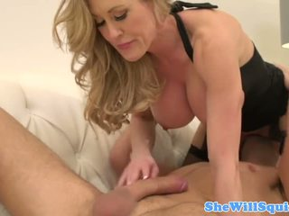 Squirting brandi dashuria queens dude