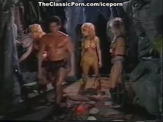 Barbara dare, nina hartley, erica boyer in klassiek porno klem