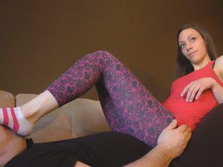 लड़कियां, पैर बुत, महिलाओं का दबदबा