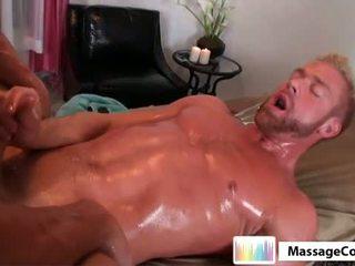 Massagecocks বিশেষ gluteus