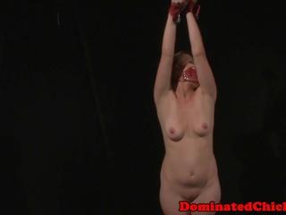 Euro sub restrained và dominated, miễn phí khiêu dâm 8a