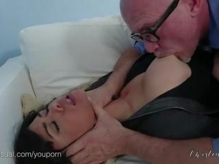 Asian Milf Ass Fucked Rough!