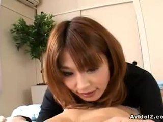 brunette, nice ass, see japanese fresh