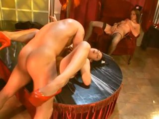 Hot special service from two horny nurses