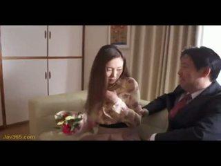 Ooba yui सेक्रेटरी बकवास उसकी बॉस 2