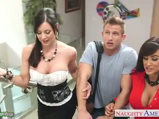 blowjobs, bộ ngực to, threesomes