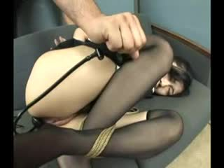 Sluty Japanese Bondage Fuck Video