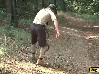 Scouts venkovní sání a zkurvenej činnost