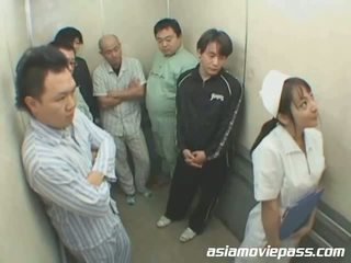 nurses, uniform, asian