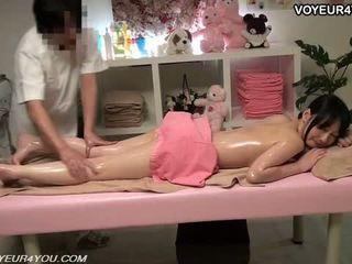 Erotic Body Massage Therapist Voyeurism